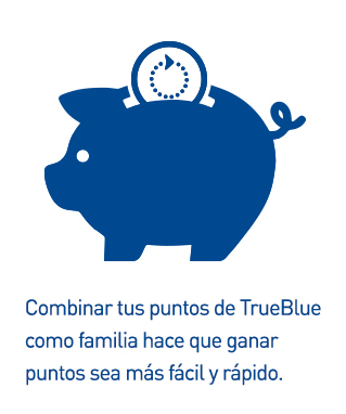 With Points Pooling, you'll be able to earn and redeem TrueBlue points faster and easier – especially when you book a JetBlue Vacations package (air + hotel)!