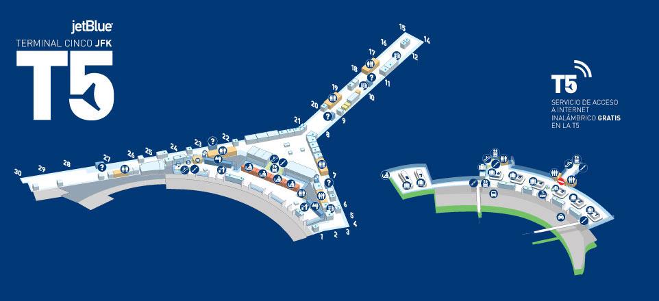 Mapa de T5