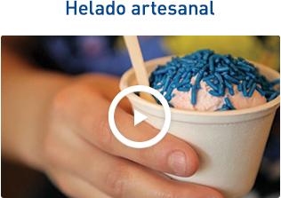 Reproducir el video de Presentación de Artisanal Ice Cream.