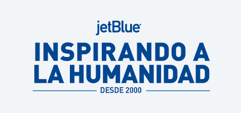 JetBlue inspiring humanity since 2000